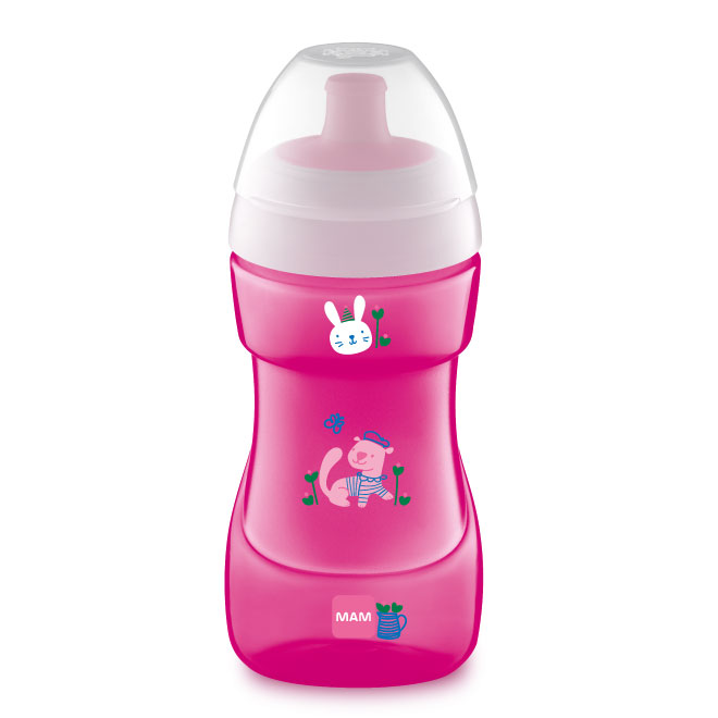 cup sport pink