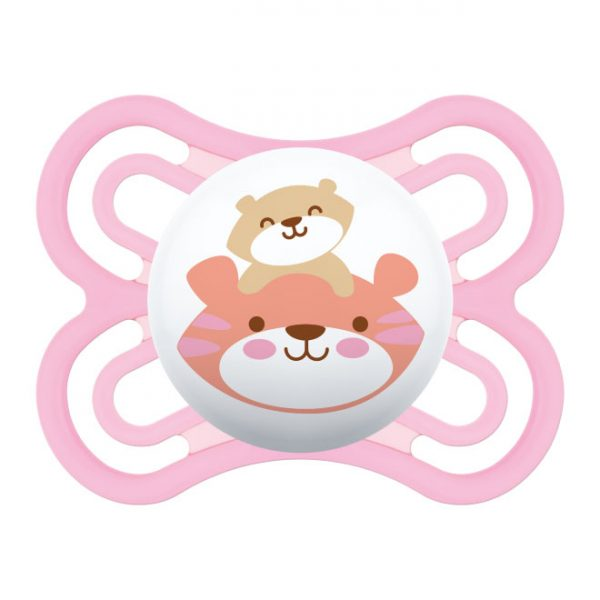 pacifier 2 6 pink
